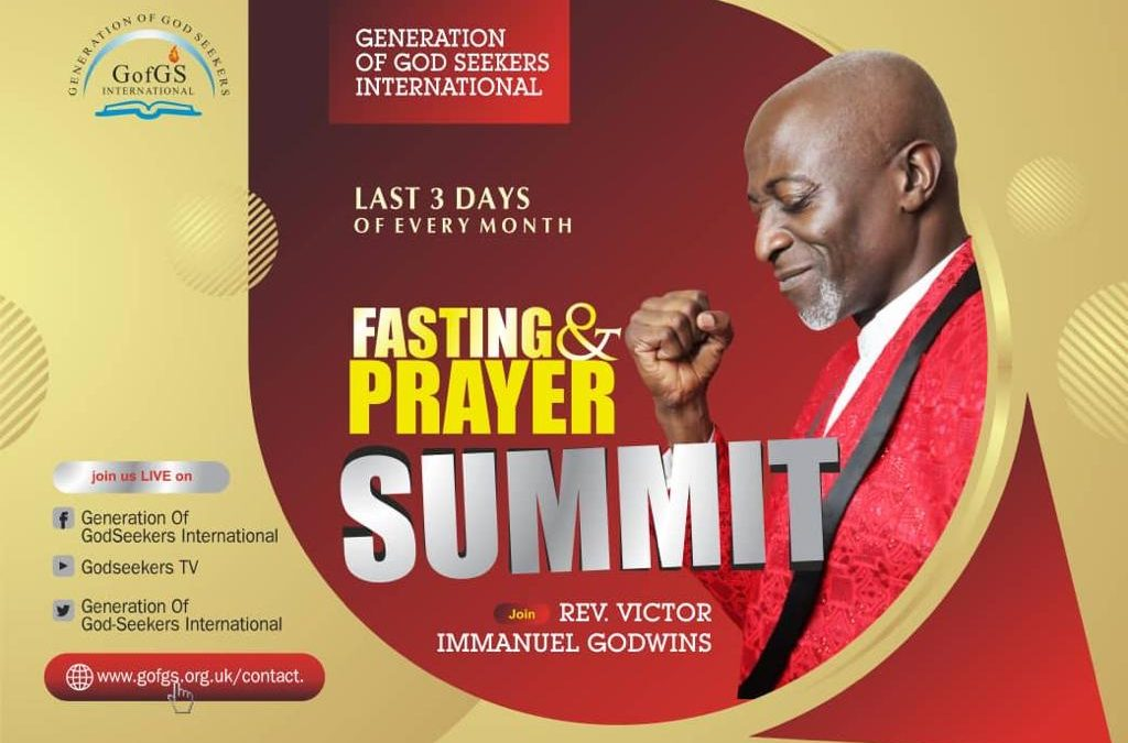 Fasting & Prayer Summit