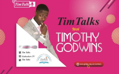 Tim Talks with Timothy Godwin